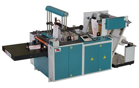 Bottom cutting and sealing bag making machinery manufacturer png 712x450