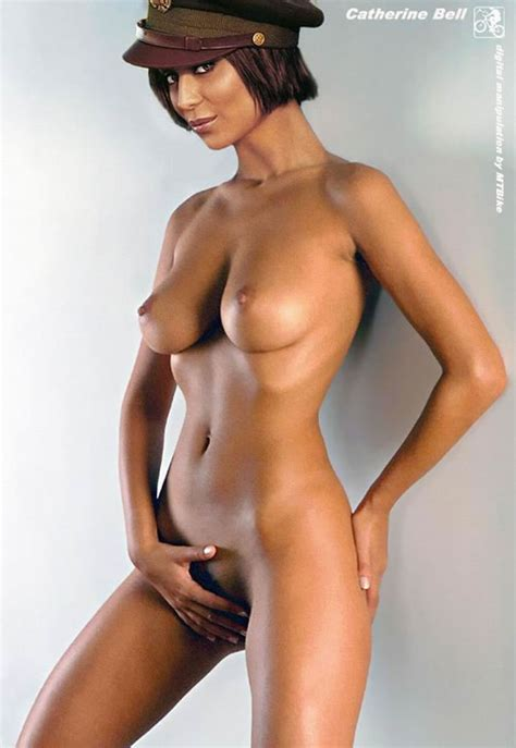 catherine bell pictures nude jpg 500x725